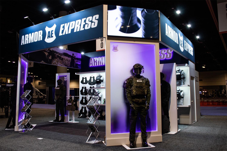 Armor Express at NTOA 2019