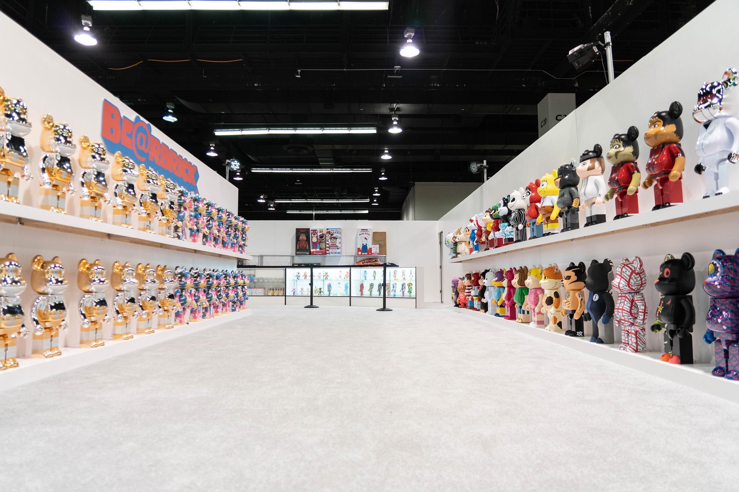 Medicom Toy at DesignerCon